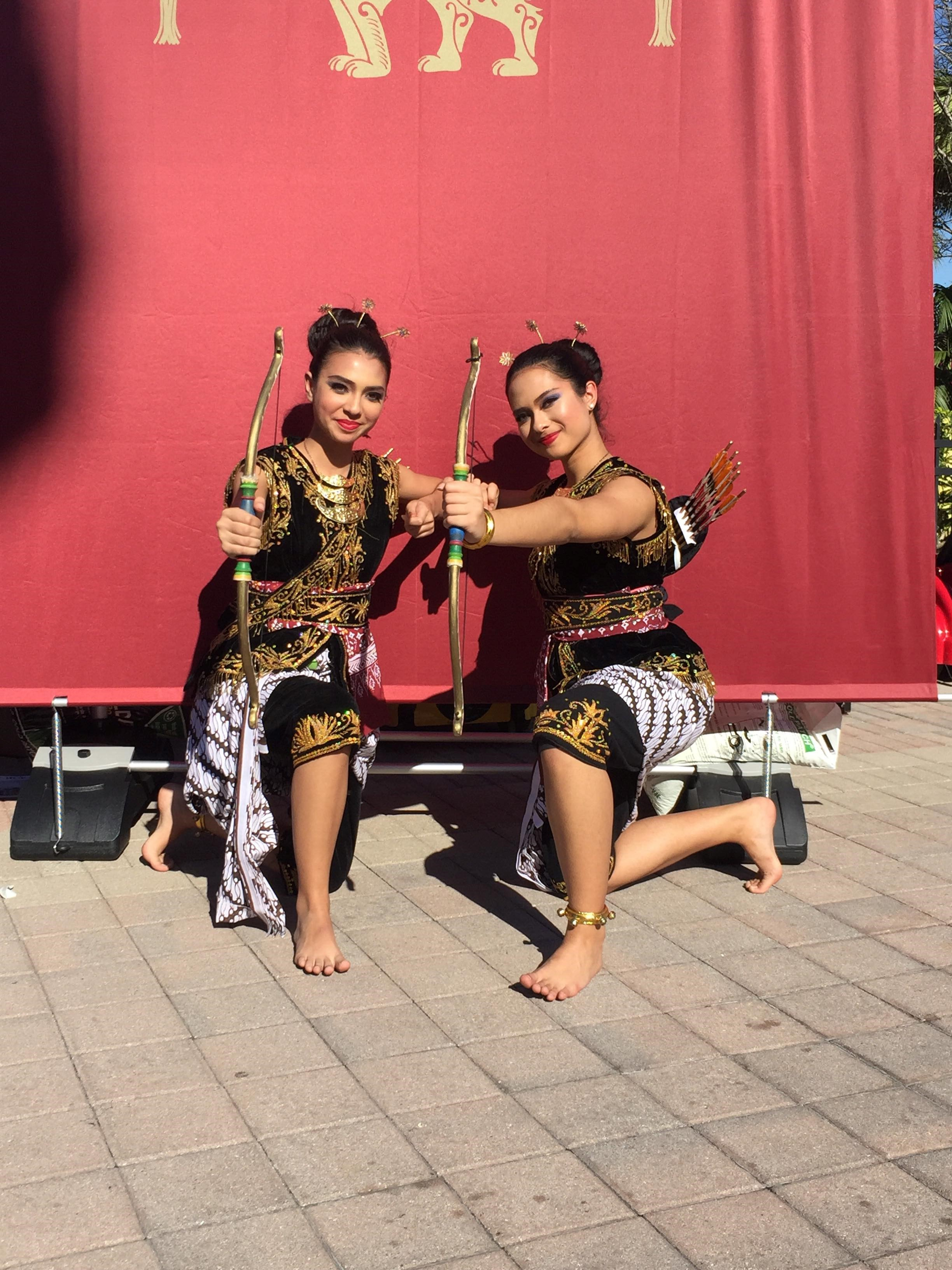 WIRA PERTIWI Dance